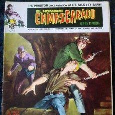 Cómics: EL HOMBRE ENMASCARADO Nº 4. Lote 36402384