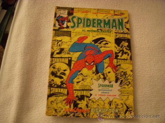 SPIDERMAN Nº 58, VOLUMEN 3, EDITORIAL VÉRTICE (Tebeos y Comics - Vértice - V.3)