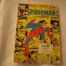 Cómics: SPIDERMAN Nº 58, VOLUMEN 3, EDITORIAL VÉRTICE. Lote 36459592