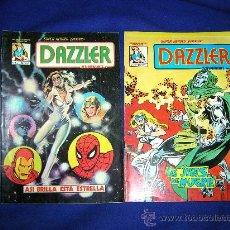 Cómics: DAZZLER 1 Y 2 VERTICE . Lote 36440564