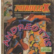Comics - PATRULLA X (X-MEN) EDITORIAL VERTICE, V.1 N. 15 MI ENEMIGO SPIDERMAN - 36511562