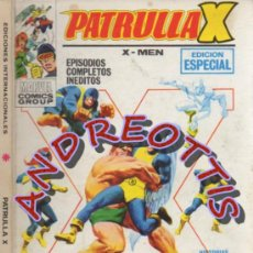 Cómics - PATRULLA X (X-MEN) EDITORIAL VERTICE, V.1 N. 17 DESASTRE - 36511617