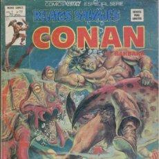 Comics : RELATOS SALVAJES CONAN EL BARBARO VOL.1 Nº 77 VERTICE. Lote 36514748
