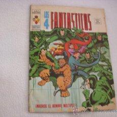 Cómics: LOS 4 FANTASTICOS Nº 22 VOLUMEN 2, EDITORIAL VÉRTICE. Lote 36613863