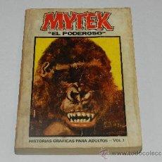 Cómics: (M-1) MYTEX EL PODEROSO NUM 1 , EDICION ESPECIAL , EDC VERTICE, SEÑALES DE USO. Lote 36574956