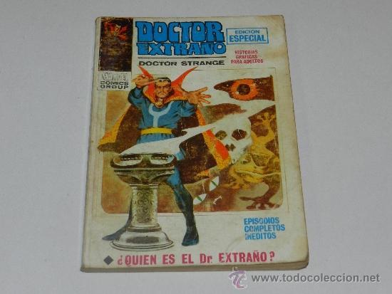 (M-1) DOCTOR EXTRAÑO NUM 1 EDICION ESPECIAL, EDC VERTICE, SEÑALES DE USO (Tebeos y Comics - Vértice - Grapa)
