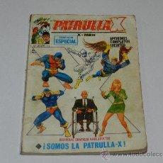 Cómics: (M-1) PATRULLA X NUM 32, EDICION ESPECIAL, EDC VERTICE, SEÑALES DE USO. Lote 36575429