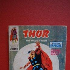Comics: THOR - TODOS CONTRA MÍ. AÑO 1971. Lote 36601977