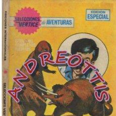 SELECCIONES VERTICE, EDITORIAL VERTICE, V.2 (LOMO CUADRADO) N. 70 MICKY, LOS MONSTRUOS DE TIEMPOS