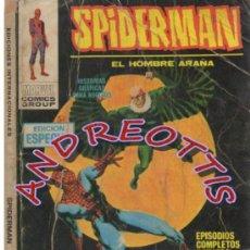 Cómics: SPIDERMAN (EL HOMBRE ARAÑA) VERTICE, V.1 N. 19 LAS ALAS DEL BUITRE. Lote 36804855