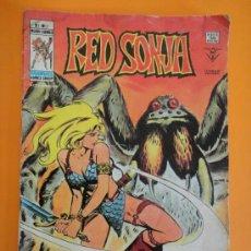 Cómics: RED SONJA VOL.1 Nº 2 LOS JUEGOS DE GITA . VÉRTICE .. Lote 36871014