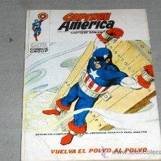 Cómics: VÉRTICE VOL. 1 CAPITÁN AMÉRICA Nº 34. 30 PTS. 1974 .. Lote 36812627