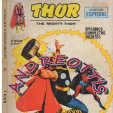 Cómics: THOR (THE MIGHTY THOR), EDITORIAL VERTICE, V.1 N. 13, MAGNETO ATACA. Lote 36894788