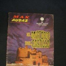 Cómics: MAX AUDAZ - Nº 7 - EL MISTERIO DEL CASTILLO - EDICIONES VERTICE - GRAPA - . Lote 36981736
