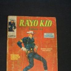 Cómics: RAYO KID - Nº 12 - EL MAGO DEL COLT - EDICIONES VERTICE - . Lote 36982434