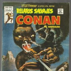 Comics: RELATOS SALVAJES CONAN Nº 74. Lote 37013482