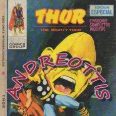 Cómics: THOR (THE MIGHTY THOR), EDITORIAL VERTICE, V.1 N. 17, EMPUÑANDO MI MARTILLO. Lote 44257372
