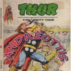 Cómics: THOR (THE MIGHTY THOR), EDITORIAL VERTICE, V.1 N. 27, LA GUERRA TOTAL.. Lote 37105056