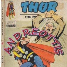 Cómics: THOR (THE MIGHTY THOR), EDITORIAL VERTICE, V.1 N. 35, LA BUSQUEDA DE LOKI. Lote 37105270