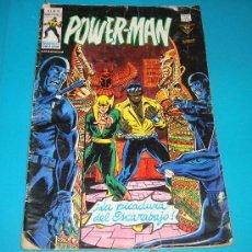 Cómics: POWER-MAN, ¡ LA PICADURA DEL ESCARABAJO!. Lote 37145928