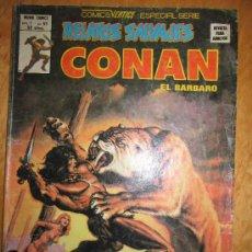 Cómics: CONAN- LOS HIJOS DE JHEBBAL SAC-. Lote 37398927