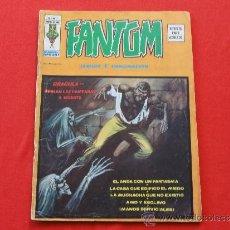Cómics: FANTOM VOL. 2 Nº 7. DRACULA. Lote 37399272