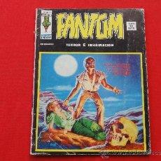Comics - FANTOM VOL. 2 Nº 12. DRACULA-SATAN - 37399421