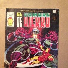 Cómics: EL HOMBRE DE HIERRO- MUNDI COMICS - VOL.2 Nº 62 / EDIC. VERTICE/ JULIO DE 1980. Lote 37410572
