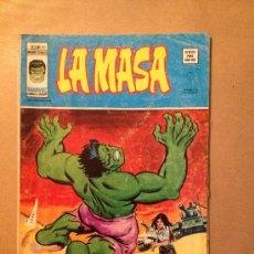 Cómics: LA MASA - VOL. 3 - Nº 22 / EDIC. VERTICE AÑO 1974. Lote 37411191
