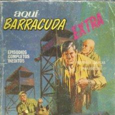 Cómics: AQUI BARRACUDA EXTRA VERTICE VOLUMEN 1 Nº 5. Lote 37435178