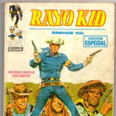 Cómics: RAYO KID Nº 9 (VERTICE 1971). Lote 37506868