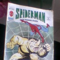 Comics : VERTICE GRAPA V3 Nº 20 SPIDERMAN HOMBRE ARAÑA LOS CUERNOS DEL RINO . Lote 37517158