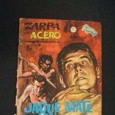 Cómics: ZARPA DE ACERO - Nº 5 - JAQUE MATE - EDICIONES VERTICE - . Lote 37548669