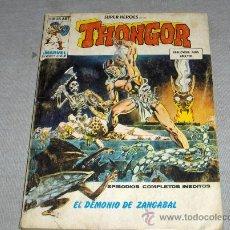 Cómics: VÉRTICE VOL. 1 SUPER HÉROES Nº 9 THONGOR. 30 PTS. 1974. MUY DIFÍCIL!!!!!!!!!!!!!!!. Lote 37562601