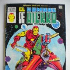 Cómics: VERTICE V2 HEROES MARVEL/HOMBRE DE HIERRO Nº 64. Lote 37596863