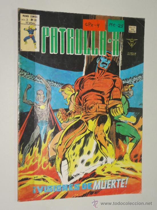 PATRULLA-X VOL. 3. Nº 30 - VERTICE (Tebeos y Comics - Vértice - Patrulla X)