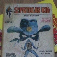 Cómics: VERTICE V1 2 PISTOLAS KID 1. Lote 37881845