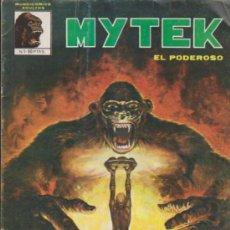 Cómics: MYTEK EL PODEROSO Nº 1. VÉRTICE.. Lote 37946761