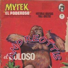 Cómics: MYTEK EL PODEROSO, VERTICE, V.1 (GRAPA) N. 1 , EL COLOSO. Lote 116469187