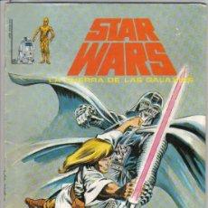 Cómics: COMIC STAR WARS LA GUERRA DE LAS GALAXIAS Nº2 LINEA 83 MUNDI COMICS --. Lote 38034225