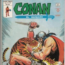 Cómics: CONAN - VOL. 2 - N. 42. Lote 38049582
