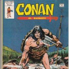 Cómics: CONAN - VOL. 2 - N. 41. Lote 38049590