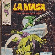 Cómics: COMIC LA MASA VOL.1 Nº 17 126 PAGINAS . Lote 38237848