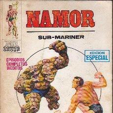 Cómics: COMIC NAMOR Nº 3. Lote 38238200