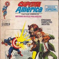 Cómics: COMIC CAPITAN AMERICA Nº 8. Lote 38239014