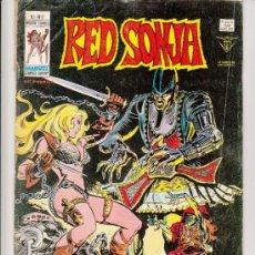 Fumetti: RED SONJA Nº 5. Lote 38304568