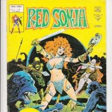 Fumetti: RED SONJA Nº 9. Lote 38304596