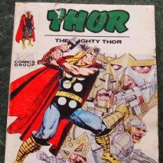 Cómics: COMIC. THOR (THE MIGHTY THOR), EDITORIAL VERTICE, TACO. N. 27, LA GUERRA TOTAL. 1973. . Lote 38306175
