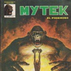 Cómics: MYTEK Nº 1. VÉRTICE.. Lote 38308843