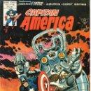 Cómics: CAPITAN AMERICA VOL.3 # 46 (VERTICE,1980) - FRANK ROBBINS - ULTIMO NUMERO. Lote 38361491